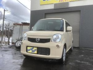 日産 モコ X FOUR・4WD・インテリキー・エンスタ・ナビ・TV
