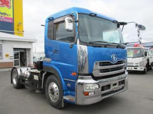 日産ディーゼル クオン トレーラーヘッド トラクタ 積載38360(11500)
