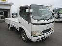 トヨタ/ダイナトラック 4WD 1.2トン 平ボディ シングルタイヤ