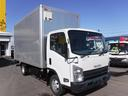 いすゞ/エルフトラック 2トン 4WD 箱車 パワーゲート ワイドロング