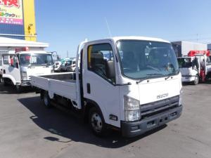 いすゞ エルフトラック 2トン ワイドロング 平ボディ 総重量5トン未満 荷台内寸長さ4360 幅2080