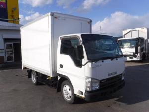 いすゞ エルフトラック 1.5トン 4WD 箱車 アルミバン 荷台内寸 長さ3180 幅1810 高さ1890