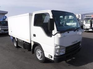 いすゞ エルフトラック 冷凍冷蔵車 マイナス30℃ スタンバイ付き 荷台内寸 長さ2820 幅1450 高さ950 ナビ バックカメラ