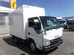 いすゞ エルフトラック 1.5トン 4WD 箱車 アルミバン 荷台内寸長さ3200 幅1790 高さ1910