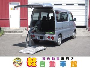 三菱 タウンボックス RX 4WD 福祉車輌