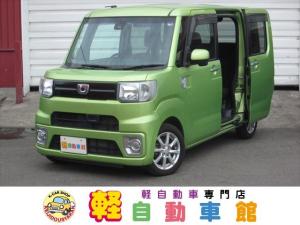 ダイハツ ウェイク L SAII ABS エコアイドル 4WD