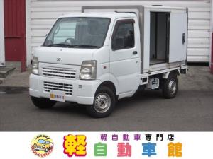 スズキ キャリイトラック 冷凍・冷蔵車 4WD