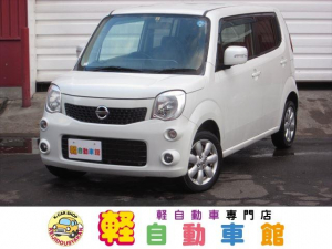 日産 モコ G FOUR 4WD ABS