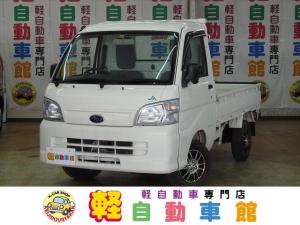 スバル サンバートラック JA パワステ 4WD