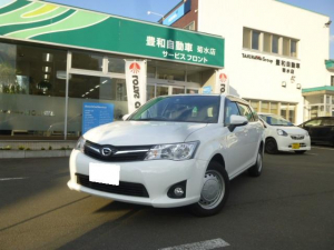 トヨタ カローラフィールダー 1.5X 4WD ナビ