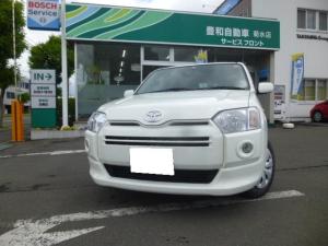 トヨタ サクシード TX 4WD キーレス 社外ナビ ETC