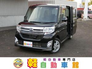 ダイハツ タント カスタムX SA 4WD ABS 片パワスラD エコアイドル
