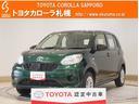 トヨタ/パッソ X S 4WD メモリーナビ・スマートアシスト付