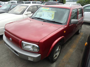 i日産 ラシーン タイプA 4WD