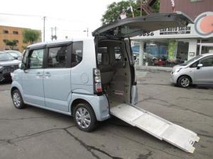 ホンダ N-BOX+ G・Lパッケージ 4WD スマートキー ETC ベンチシート