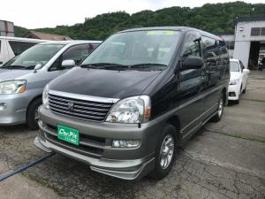 トヨタ レジアス V Lパッケージ 4WD CDMD ツインサンルーフ