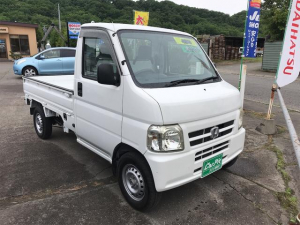 ホンダ アクティトラック アタック 4WD MT 修復歴無 軽トラック