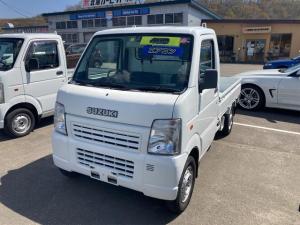 スズキ キャリイトラック  4WD AC MT 軽トラック