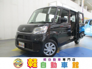 ダイハツ タント L メモリーナビ ABS エコアイドル 4WD