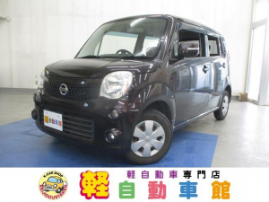 日産 モコ X FOUR ナビTV ABS スマートキー 4WD