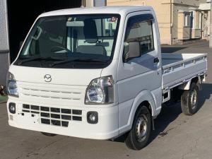 マツダ スクラムトラック KCエアコン・パワステ 4WD DG16T