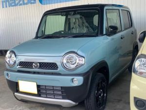 マツダ フレアクロスオーバー XS 4WD 届出済未使用車