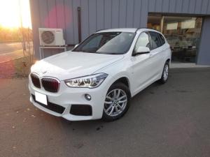 BMW X1 xDrive 18d Mスポーツ 4WD ディーゼル ナビ