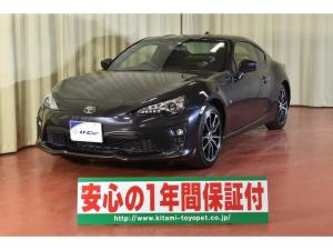 トヨタ 86 GT 純正ナビ クルーズコントロール付
