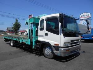 いすゞ フォワード セルフクレーン KL-FSR33M4R ユニック