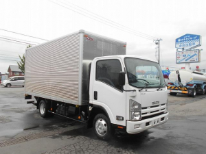 いすゞ エルフトラック ドライバン TDG-NPS85AN 4WD