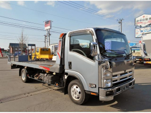 いすゞ エルフトラック セフティローダ TDG-NPS85AN ユニック
