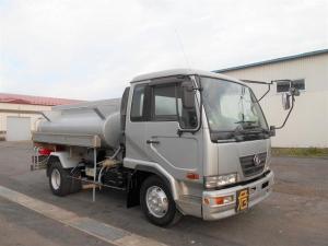 UDトラックス コンドル タンクローリー BDG-MK36C 新明和工業
