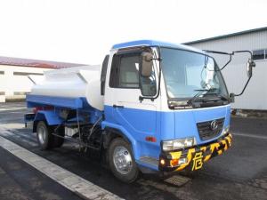 UDトラックス コンドル タンクローリー BDG-MK35C 新明和工業