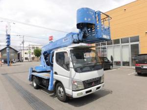 三菱ふそう キャンター 高所作業車 アイチSS12A 11.9m作業半径10.48m