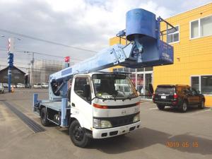 日野 デュトロ 高所作業車 AT-170TG 17m最大作業半径12.8m