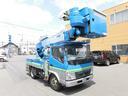 三菱ふそう/キャンター 高所作業車 アイチ SH15B 14.6m バッテリー式