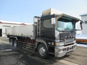 三菱ふそう スーパーグレート 深ダンプ PJ-FU50JNY 小平産業