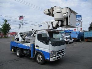 三菱ふそう キャンター 高所作業車 PA-FE73DBY アイチ