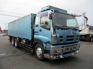いすゞ ギガ スクラップ運搬車 PDG-CYZ52Q8
