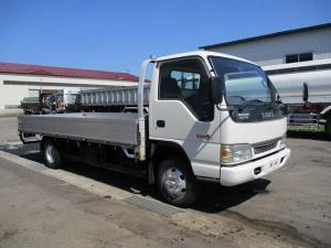 いすゞ エルフトラック 平ボディ KR-NPS72PAR