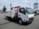 いすゞ/エルフトラック クレーン付 TKG-NPS85AR ユニック