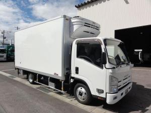 いすゞ エルフトラック 冷凍車 TKG-NPR85AN 菱重