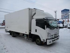 いすゞ フォワード 冷凍バン SKG-FRR90T2 新明和