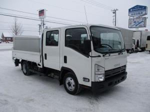 いすゞ エルフトラック Wキャブ TKG-NPR85AR 新明和
