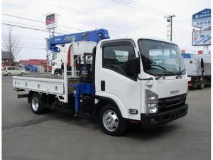 いすゞ エルフトラック クレーン TPG-NPS85AR タダノ