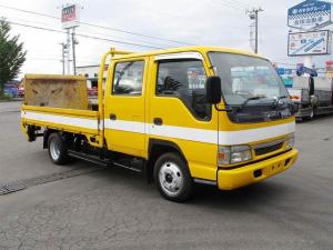 いすゞ エルフトラック Wキャブ KR-NPR81LR 新明和