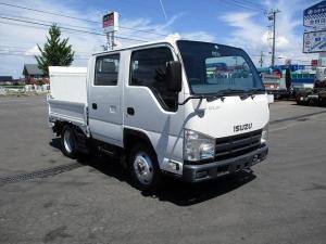いすゞ エルフトラック Wキャブ TKG-NHS85A 極東