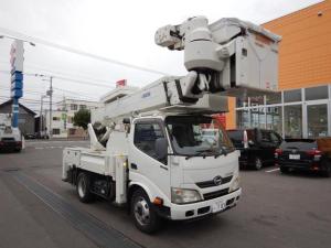 日野 デュトロ  高所作業車 アイチSH15B 14.6m エンジンユニット式 ウインチ油圧式