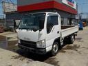 いすゞ/エルフトラック 1.5トン平 ロング 4WD