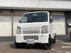 スズキ キャリイトラック KU4WDエアコン・パワステ地区限定車 リフトアップ